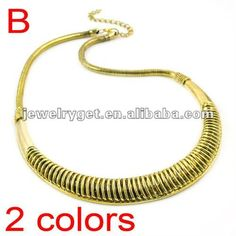 Aliexpress.com : Buy Fashion Western Desgin Choker Necklace, Gold /Silver Colors Jewelry, NL 1730 from Reliable big fashion jewelry necklaces suppliers on Well Done Fashion Jewelry Co.,Ltd. $8.38