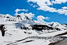 Breathtaking View of Rohtang Pass, Manali
