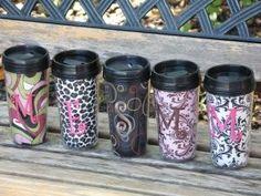 Monogrammed Travel Coffee Mug ($24.00)