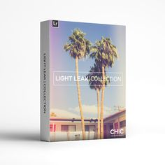 The Light Leak Collection Chic Lightroom Presets