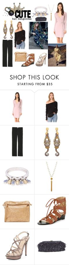 """""""fashion for all"""" by denisee-denisee ❤ liked on Polyvore featuring Diane Von Furstenberg, James Perse, Frame, Wendy Yue, FerrariFirenze, Fragments, Marie Turnor, Neiman Marcus, Pelle Moda and Santi"""