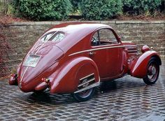 1935 Fiat 508 S MM coupe