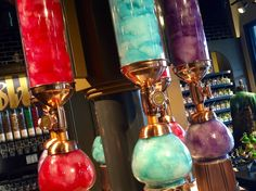 Your ultimate picture guide to Toothsome Chocolate Emporium's milkshake menu Universal City Walk Orlando, Universal Parks, Disney Universal Studios, Universal Studios Florida, Disney Honeymoon, Disney Vacations, Disney Trips, Candy Store Display, Orlando Studios