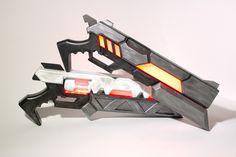 [Self] Real League of Legends: Project Lucian Gun(s) Prop http://ift.tt/2g1mdLM