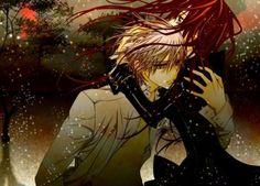 Vampire Knight - Yuki x Zero !! <3