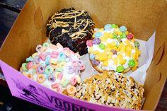 Voodoo Doughnuts in Portland, Oregon  curlyqpaper.blogspot.com