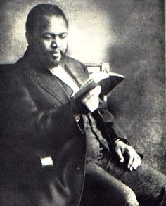 William Seymour-had to sit outside meetings  in Houston, cause white people wouldn't let him in, BUT God used this mans hunger in the Azuza outpouring