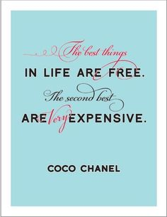Unless, of course, you are a Classy Not Pricey fan!  :)  www.classynotpric...
