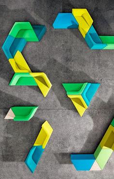 Awesome Modern Sofa Design Ideas You Never Seen 25 Modular Furniture, Urban Furniture, Street Furniture, Sofa Furniture, Furniture Plans, Furniture Stores, School Furniture, Rustic Furniture, Driftwood Furniture