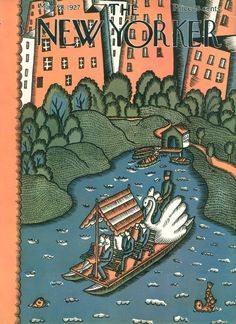 The New Yorker - Saturday, May 28, 1927 - Issue # 119 - Vol. 3 - N° 15 - Cover by : Unknow ?