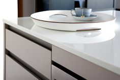 kitchen detail - Material Finishes + Interior Styling © eLfy