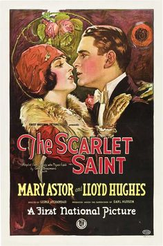 Scarlet Saint is a lost 1925 American silent drama film directed by George…                                                                                                                                                                                 Mais
