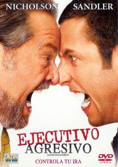 Ejecutivo agresivo (2003) EEUU. Dir: Peter Segal. Comedia - DVD CINE 142