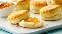 Biscuits are so versatile! Serve them for breakfast with butter and jam or for dinner in place of bread or rolls.