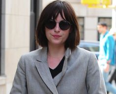 What do you think of Dakota Johnson's new bob (how is Christian Grey going to handle this!?) http://thestir.cafemom.com/beauty_style/184890/dakota_johnson_chops_off_her