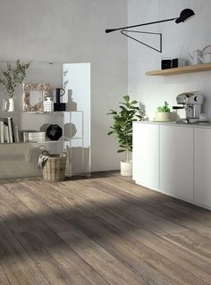 Wood look tiles Madera - wood look tiles - Kinorigo Living Room Tiles, Tiles, Engineered Timber Flooring, Wood Effect Tiles, Wood Look Tile, Home Decor, Flooring, Wood Effect Porcelain Tiles, Wooden Floors Living Room