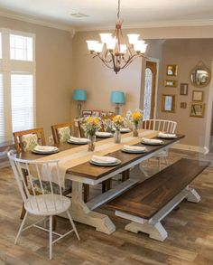 Marvelous 80 Rustic Dining Room Decorating Ideas Amazing Pictures