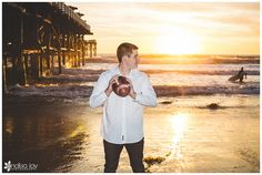 Senior: Stephen// Pacific Beach, CA » Analisa Joy Photography
