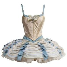 Cupcake Tutu Ballet- costumes ❤ liked on Polyvore featuring costumes, dresses, dance, ballet, costume, cupcake halloween costume, ballet halloween costumes, cupcake costume, ballerina halloween costume and ballet costumes