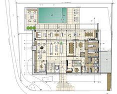 Jaragua Residence,Ground Floor Plan