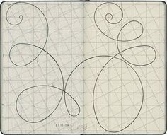 Henri Jacobs - Journal Drawings. Sketchbook drawing, Wednesday 23 July 2014, 'zes', 21 x 25,5 cm, pencil and ink on paper