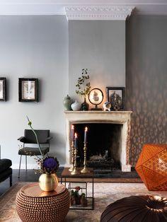 Villa Nicola Amsterdam I Photography by Frank Brandwijk I Styling Anja Koops I 'Livingroom 02'