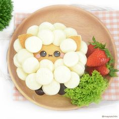 Year of the sheep bento