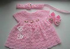 vestido de bebe crochet paso a paso - Google Search
