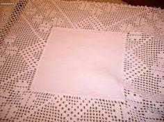 Imagem relacionada Motifs, Crochet Lace, Yarns, Tricot, Mary Magdalene, Cloths, Towels, Crossstitch, Craft
