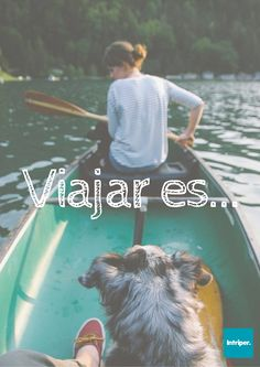 Qué es?  #intriper #frases #viaje #viajero #travel #traveller #dog #nature #experience #live #life #cuotes