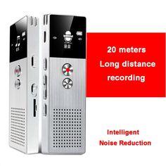 C6 8GB Professionele Audio Recorder Metalen Voice Tracker Draagbare Zakelijke Digitale Voice Recorder Telefoon Opnemen MP3 Speler Sale Only For US $27.98 on the link Mp3 Music Player, Professional Audio, Voice Recorder, Noise Reduction, Usb, Clip, Portable, Sport, Consumer Electronics