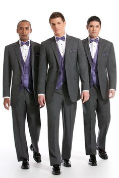 Grey tuxes ?