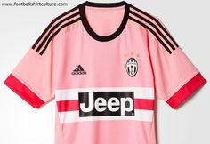 17818456139 The new Adidas Juventus Home Kit features Juventus  famous striped design.  The new Adidas Juventus Away Shirt is pink