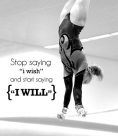 gymnastics is strength to the mind for confidence