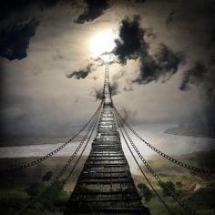 ponte-perdono Chi non perdona gli altri distrugge il ponte nel punto in cui anche lui deve passare.