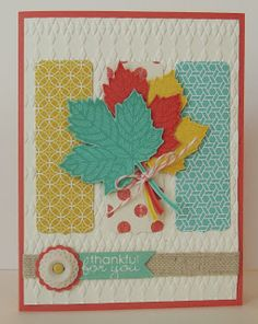 Love the bright, cheerful colors of this card.