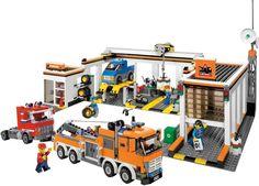 Garage City - Traffic Year2009 Pieces953