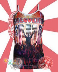 Salgueiro - Camiseta Oficial Enredo 2013 - Feminina