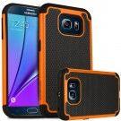 AERO ARMOR Protective Case for Samsung Galaxy Note 5 - Orange