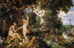 Jan Brueghel le Jeune - Adam and Eve in Paradise