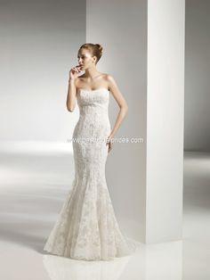 Anjolique Wedding Dresses - Style 2056