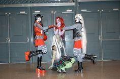 Monster High Cosplay - Full group ! by ~Galuren on deviantART