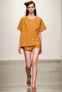 A Détacher Spring 2015 Ready-to-Wear - Collection - Gallery - Look 1 - Style.com