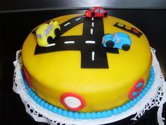 auto taart 2
