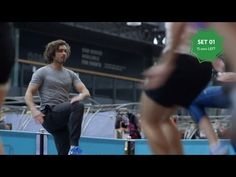 ▶ LEON & The Body Coach : Lean & Clean in 2015: Beginner HIIT Workout | 15 minutes This one is great, quick, all his videos are very fun, and I'm left sweating for ages afterwards :)