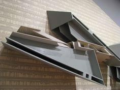 Libeskind Model - Berlin Museum and Jewish Museum