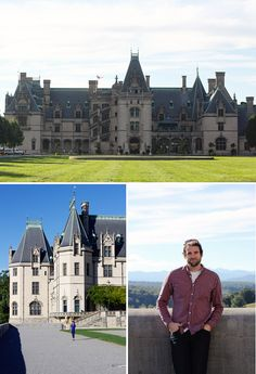 Biltmore House in Asheville, NC