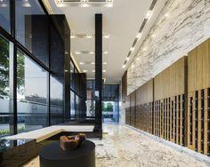 Lobby at THE BASE Tower B - Sukhumvit 77 | Sansiri