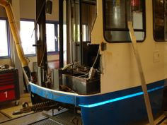 918 na een zware aanrijding in de HWR voor herstelling 20-04-2009
