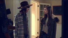 Enid is so lucky for having Carl Walking Dead Season, The Walking Dead, Enid Twd, Carl And Enid, Amc Twd, Katelyn Nacon, Chandler Riggs, Carl Grimes, Celebrity Crush